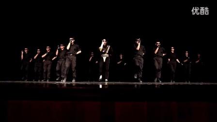 致敬偶像MJ 天津大学生自拍超炫舞蹈MV