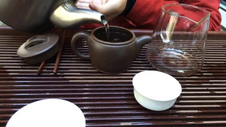 使用茶具步骤视频教程