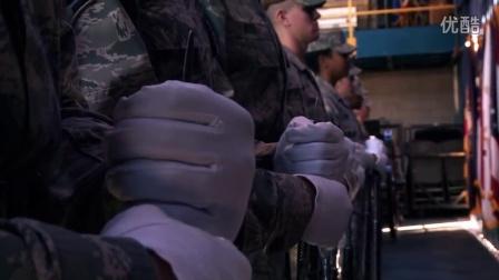 太凶残了!美国新兵惨叫鸡定力测试