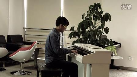 《愿得一人心》钢琴版(弹琴吧_tan8.com