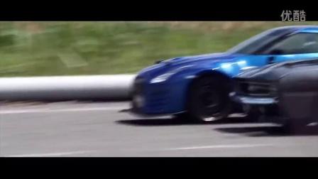 《速度与激情》遥控车版,观赏性不输电影版