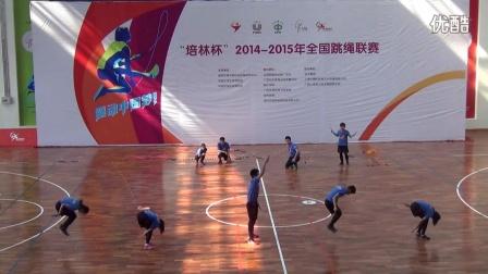 全国跳绳联赛(华南)香港专业花式跳绳队-跃动跳绳图片