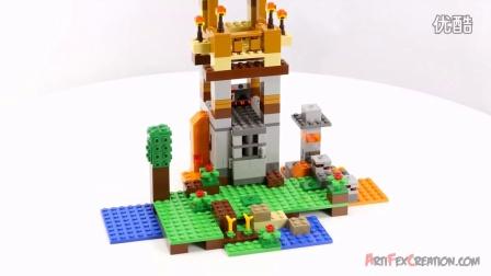 [视频砖家]Lego乐高70404积木Castleset7040枫树城堡秋图片