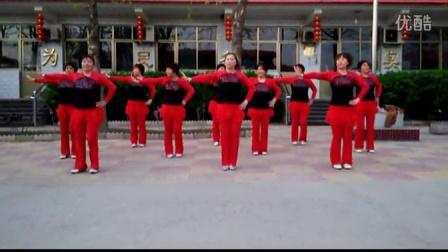 西白庄  舞动生灵广场舞  大街小巷都听我的歌