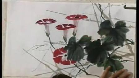 中国画牡丹技法 –