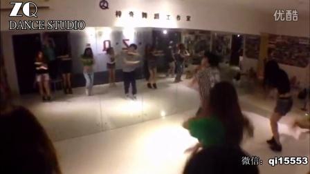 """深圳梓奇舞蹈工作室""""明星MV班""""2NE1-do y"""