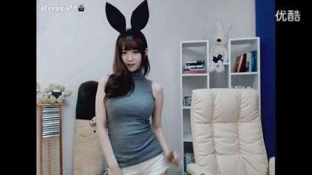 韩主播高清兔子装扮热舞  诱惑热舞