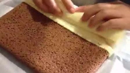 蛋糕卷手法2
