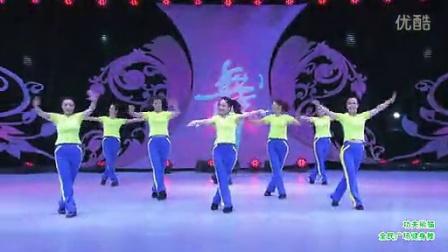 杨艺杨丽萍广场舞《功夫熊猫》