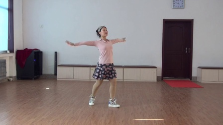 文登舞动好心情专辑广场舞教学周海宏