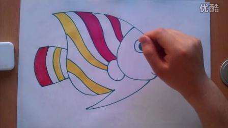 卡通画网络视频课程根李老师学画画