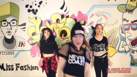 郑州MF专业的日韩MV爵士舞教学Crazy舞蹈教学