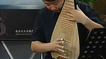 张强琵琶视频18.双弦轮