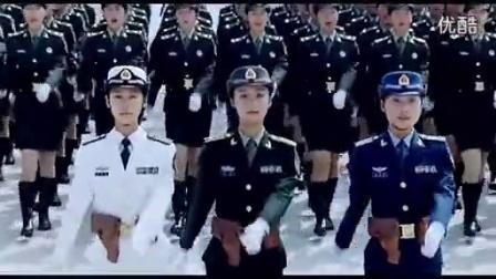 (全程)预演纪念阅兵70周年胜利徒步(抗战视频昭通市方队图片