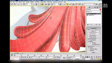 3dmax欧式雕花模型制作(四)【模型云】