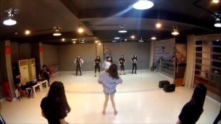 STEP舞蹈工作室周六JING导师日韩MV课程 EXID-Ah YEA