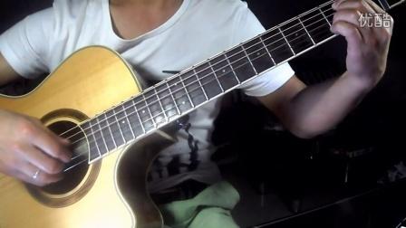的幸福 彼岸の指弹-流行无限-吉他谱集-自学入门吉他歌谱新手初学弹
