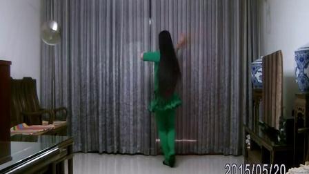 路通城邦广场舞春天里的歌唱  小龚  编舞纯艺舞吧