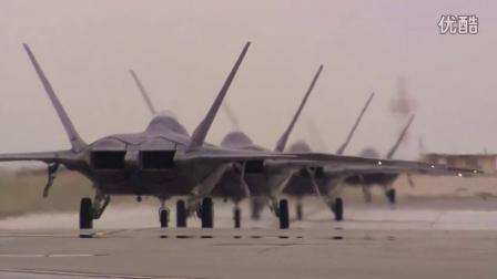 美国空军曾经最先进的飞机视频