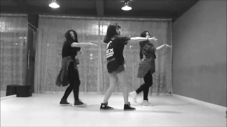 STEP舞蹈工作室JING导师日韩MV CLASS CRAZY-4 minutes