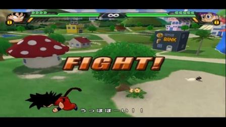 PS2龙珠Z电光火石3配置问题