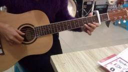 五月天《天使》吉他前奏示范
