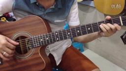 《当我唱起这首歌》吉他弹唱示范