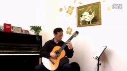 吉他弹唱 指弹吉他 古典吉他【大教堂】电吉他独奏 济南郭昂吉他