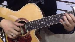 陈奕迅《红玫瑰》吉他前奏示范