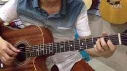 《后来》男生版吉他前奏示范