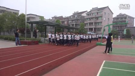 杭州康桥中学 2015年跑操比赛