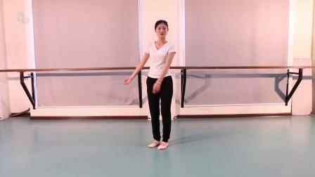 汉服版《采薇》舞蹈教学视频 汉舞教学视频