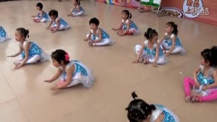 手工制作舞蹈娃娃