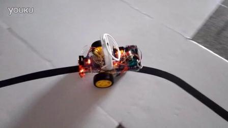 武科大机器人协会智能小车比赛