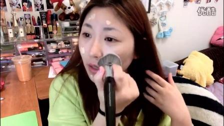 朱毛毛化妆视频,护肤步骤化妆品使用方法