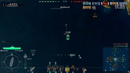 【战舰世界官方作品】TOP4航母的声东击西与坑D加速器?欣蚊?(14)