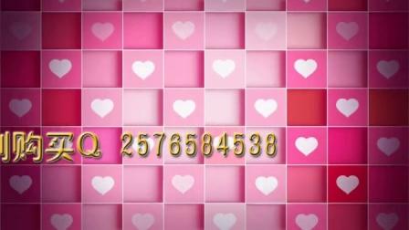 29 感恩的心 心形手语舞蹈LED大屏幕背景视频素材