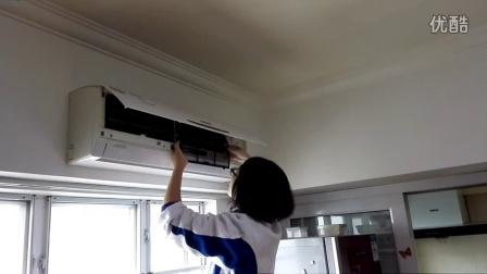 通用技术作业——家政技能   清洗空调滤网(一)  高一二班  孟诗祺  28号