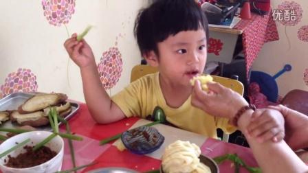 无忧小小孩-吃葱的童年,茁壮成长(751)