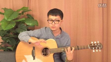 玄武吉他指弹教学 岸部真明少年的梦第一部分