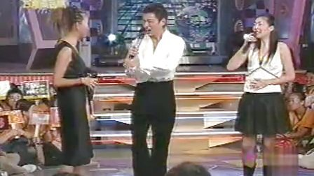 2002刘德华上综艺《台湾风云榜》节目