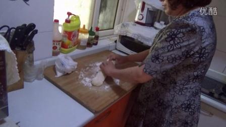 英子教您做美食:培根面包