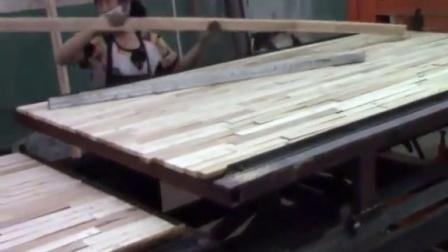 福建视频截断锯圆木视频自动断料锯-专辑-优原木进快pr图片