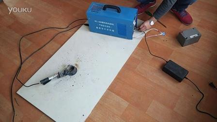 小型便携式电焊机12v蓄电池直流电焊机充电方法咨询