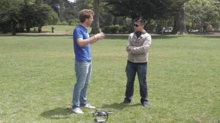 Hands-On Demo With Lily, The Camera That Flies Itself