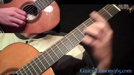 Edelweiss - From The Sound Of Music - Solo Guitar Performance By Carl Brown