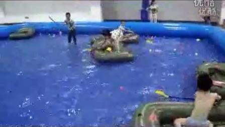 儿童游泳池图片,霞光露天游泳池设计