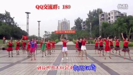 (183)红乔开心广场舞小水果庆'七一'舞友联谊会