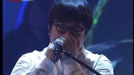 2010年2月5日陈楚生中歌榜颁奖礼演唱领奖《面试女生图片