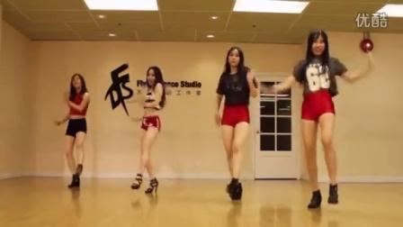 国产美女舞团FDS热舞 SISTAR SHAKE IT